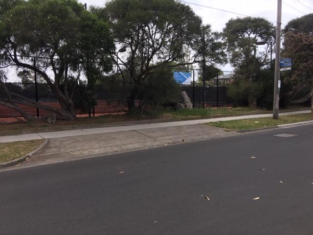 Junction of Oak and Gibbs Street